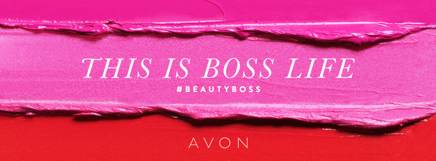 Sell Avon - Live the Boss Life | Your Online Beauty Rep