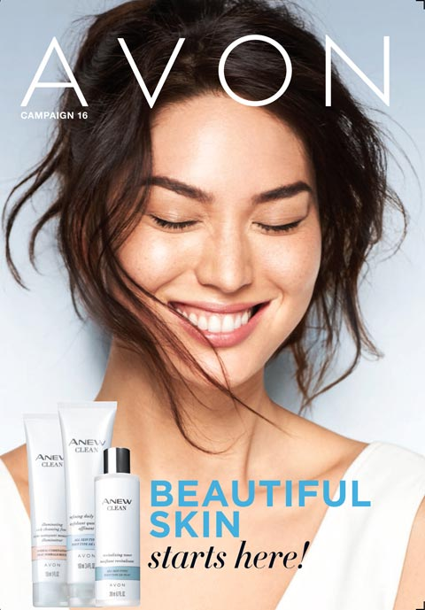 Avon Catalog Campaign 16 2017 | Your Online Beauty Rep