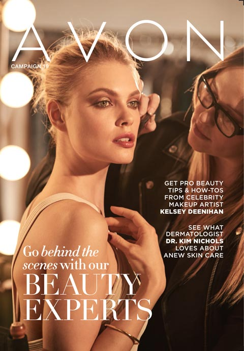 Avon Campaign 19 2017 Brochure | Your Online Beauty Rep