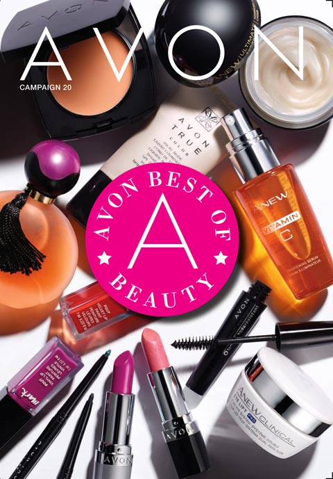 Avon Campaign 20 Brochure 2017 | Your Online Beauty Rep