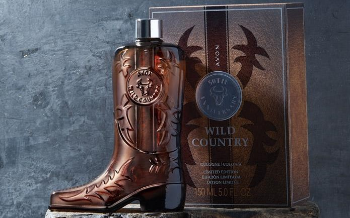Avon Wild Country Collectible Boot Decanter | Your Online Beauty Rep